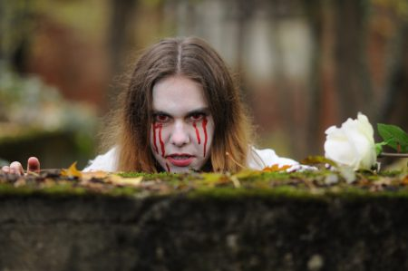 Halloweenshooting mit JAY